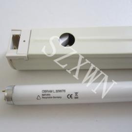 OSRAM欧司朗冷鲜肉灯管L30W/76冷藏展示柜用灯