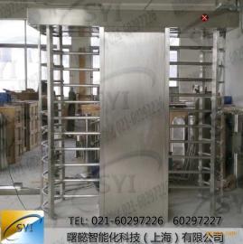 上海全高旋转门,工厂出入口全高旋转门