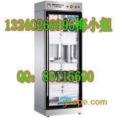 康庭KT-RD-500A单门高温玻璃电热蒸气毛巾消毒柜