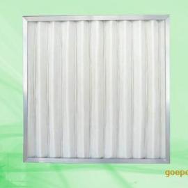 供应铝框单面护网无尘车间用初效空气过滤器华莱坞直销