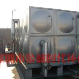 海南不锈钢方形保温水箱