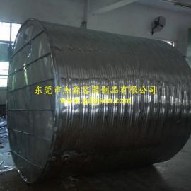 东莞热泵工程304不锈钢保温水箱