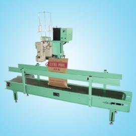 自动缝包机组|皮带输送自动缝包机