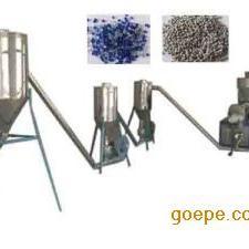 塑料造粒银河彩票客户端下载 PVC造粒生产线 塑料造粒生产线