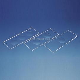 7103单凹载玻片 超平载玻片 单凹双凹载玻片 氨基基片