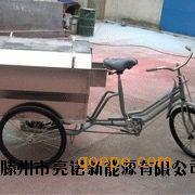 山东亮诺不锈钢垃圾车厂家不锈钢三轮保洁车价格各式三轮垃圾车定