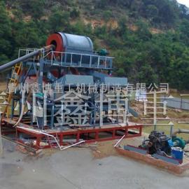 首家移动式抽沙选铁设备制造商