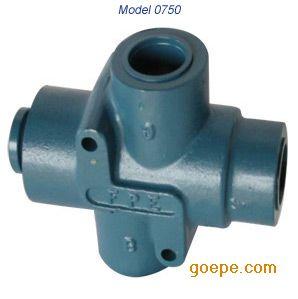 美国FPE自力式温控阀0750系列节水型温控阀