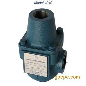 FPE自力式三通温控阀1010系列美国原装进口正品保障