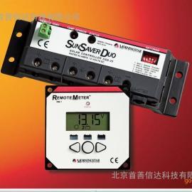 双电池太阳能充电控制器