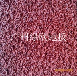 番禺户外公园橡胶地板安全地垫*新供应报价