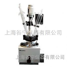 单层高硼硅玻璃反应釜GND-2L