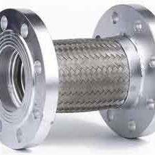 江苏盐城金属软管厂家供应钢厂水处理车间不锈钢泵连软管尺寸规格