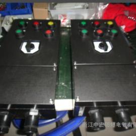 三防按钮控制箱 防水防尘防腐按钮箱