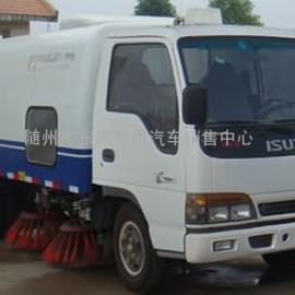 乌海庆铃街道扫路/清扫车