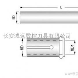 小径钨钢杆BE镗孔头配套EC套筒