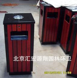 花园垃圾桶=花园果皮箱厂家批发