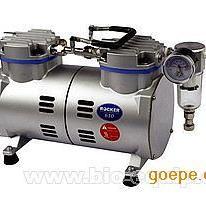 活塞式无油真空泵