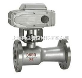 电动球阀Q941F-16P电动不锈钢球阀 电动法兰球阀