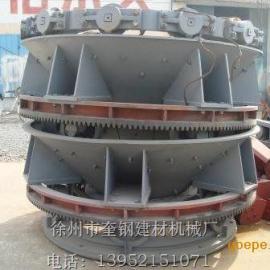 大型机械化石灰窑六点旋转布料器
