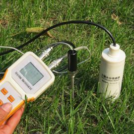 土壤水分、温度测量仪