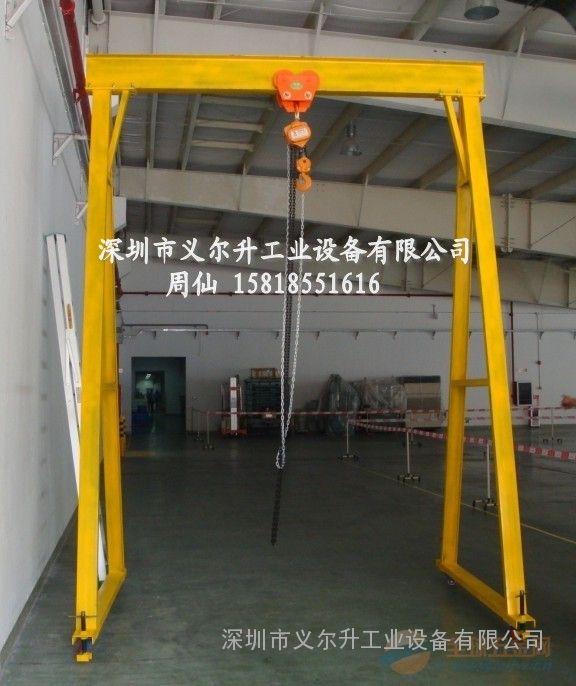 龙门架规格高5米宽5米 龙门架尺寸 龙门架资料介绍