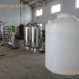 500L二级医药纯化水设备