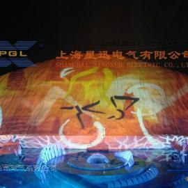 巨幅投影广告 巨型LOGO投影灯