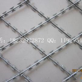 菱形刀片刺绳,菱形刀片刺网