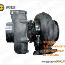 沃尔沃480增压器-沃尔沃480涡轮增压器