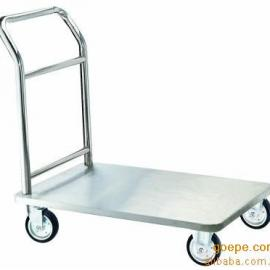 不锈钢平板推车