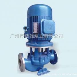 GDF不锈钢管道式耐腐蚀离心泵_广东广州化工泵型号/报价