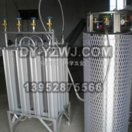 杜瓦罐减压装置汽化器集中供气
