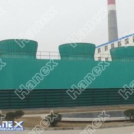 发电厂冷却塔噪声治理