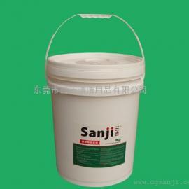 SJ-001防静电地板蜡水制造商 5加仑/桶包装防静电蜡水