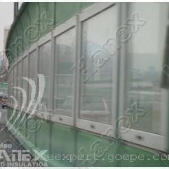立交桥隔声屏障