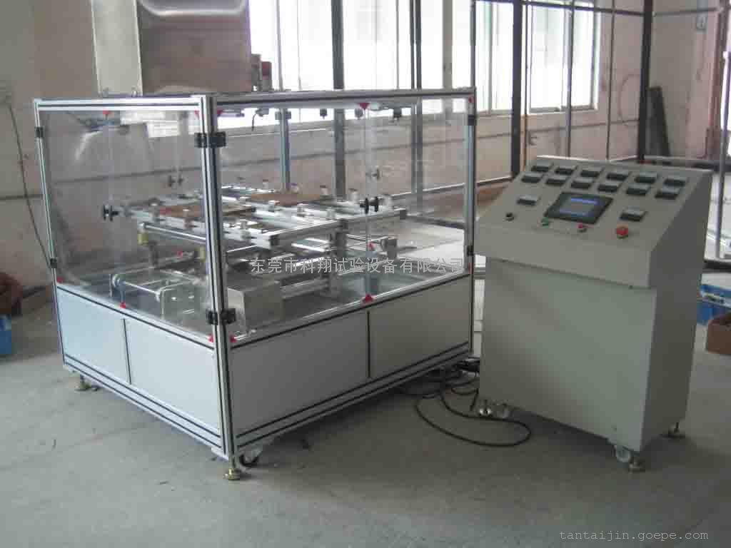 KXT3118型电烫斗蒸汽寿命试验机