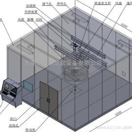 KXT3299型UL美标吊扇能效测试系统/风扇能效测试系统