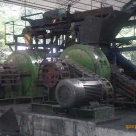 笼式粉碎机的结构及工作原理