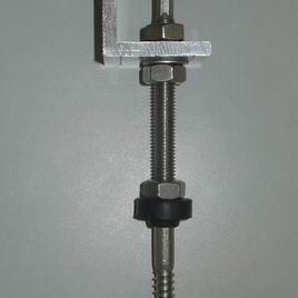 特价供应彩钢瓦屋顶支架螺杆 双头螺栓 光伏太阳能支架配件