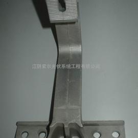 特价热销压铸铝挂钩 索尔光伏陶瓷瓦挂钩