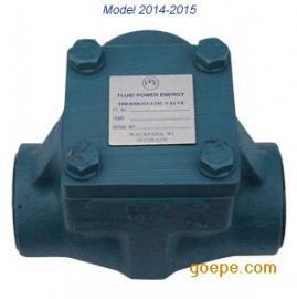 FPE温控阀2014-15系列自力式温控阀