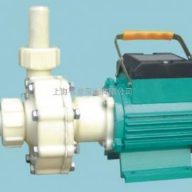 工程塑料离心泵,耐腐蚀塑料离心泵