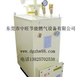 供应LPG气化器 液化气气化器150kg电加热式气化炉