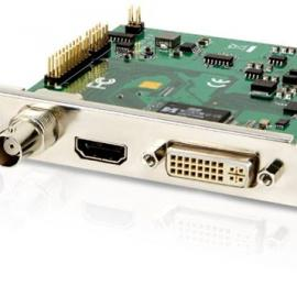SDI高清采集卡:SDI+HDMI+DVI+YPbPr