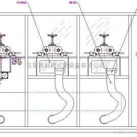KXT4611型多用式水泵接合器压力检测台