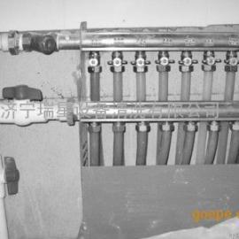 供暖管道及换热站设备清洗