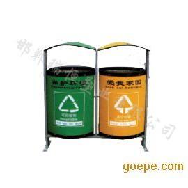 厂家供应邢台不锈钢分类垃圾桶、玻璃钢耐火垃圾房