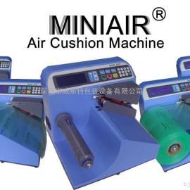 供应东莞做气泡的机器 缓冲气泡袋充气机