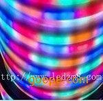 LED软性霓虹灯-四线三彩